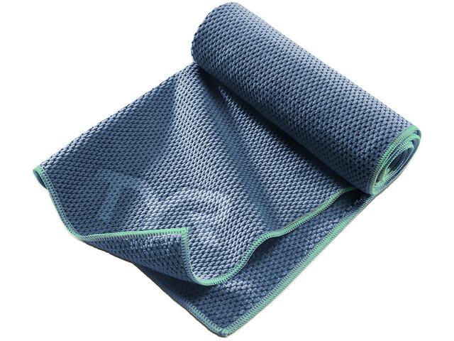 TYR Hyper Dry Sport Towel, blue